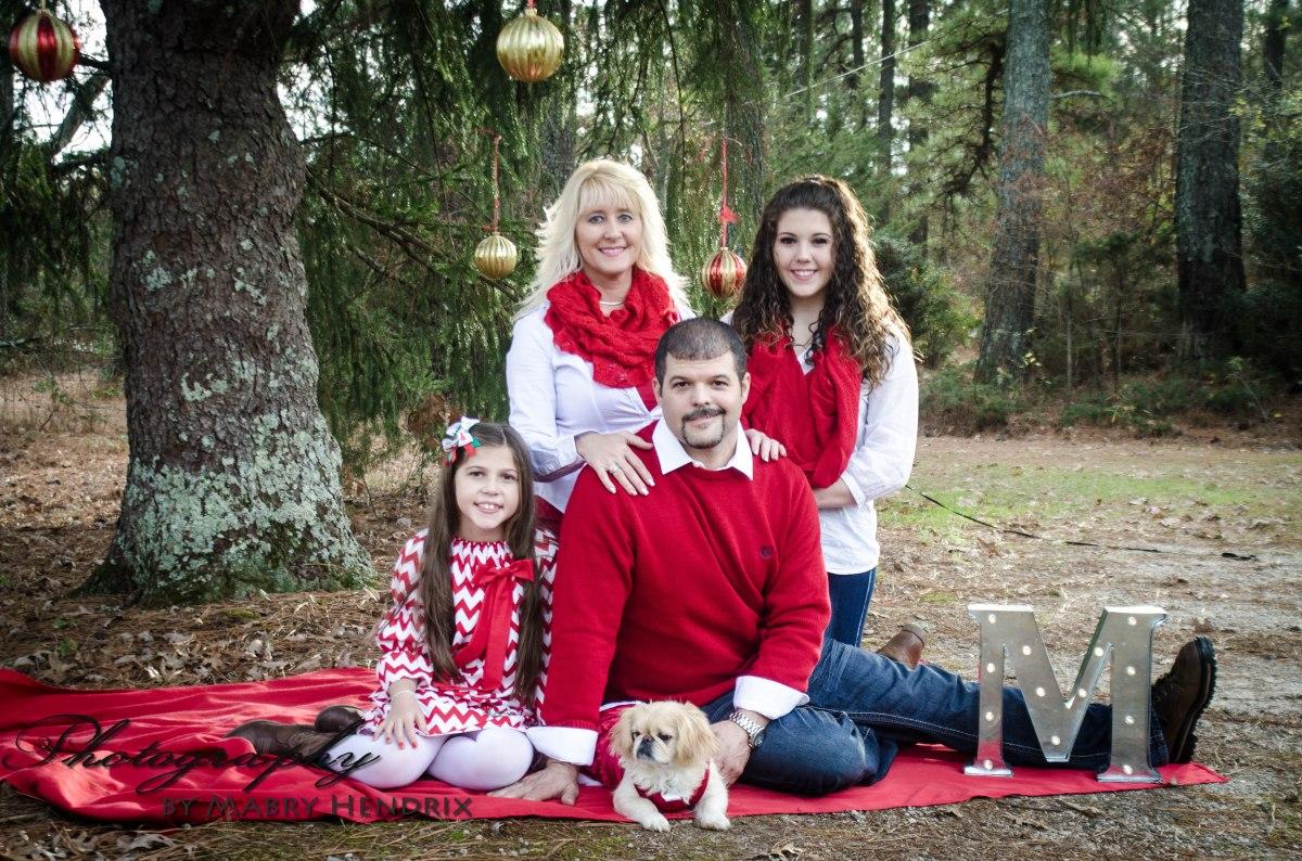 McDowell Family Christmas