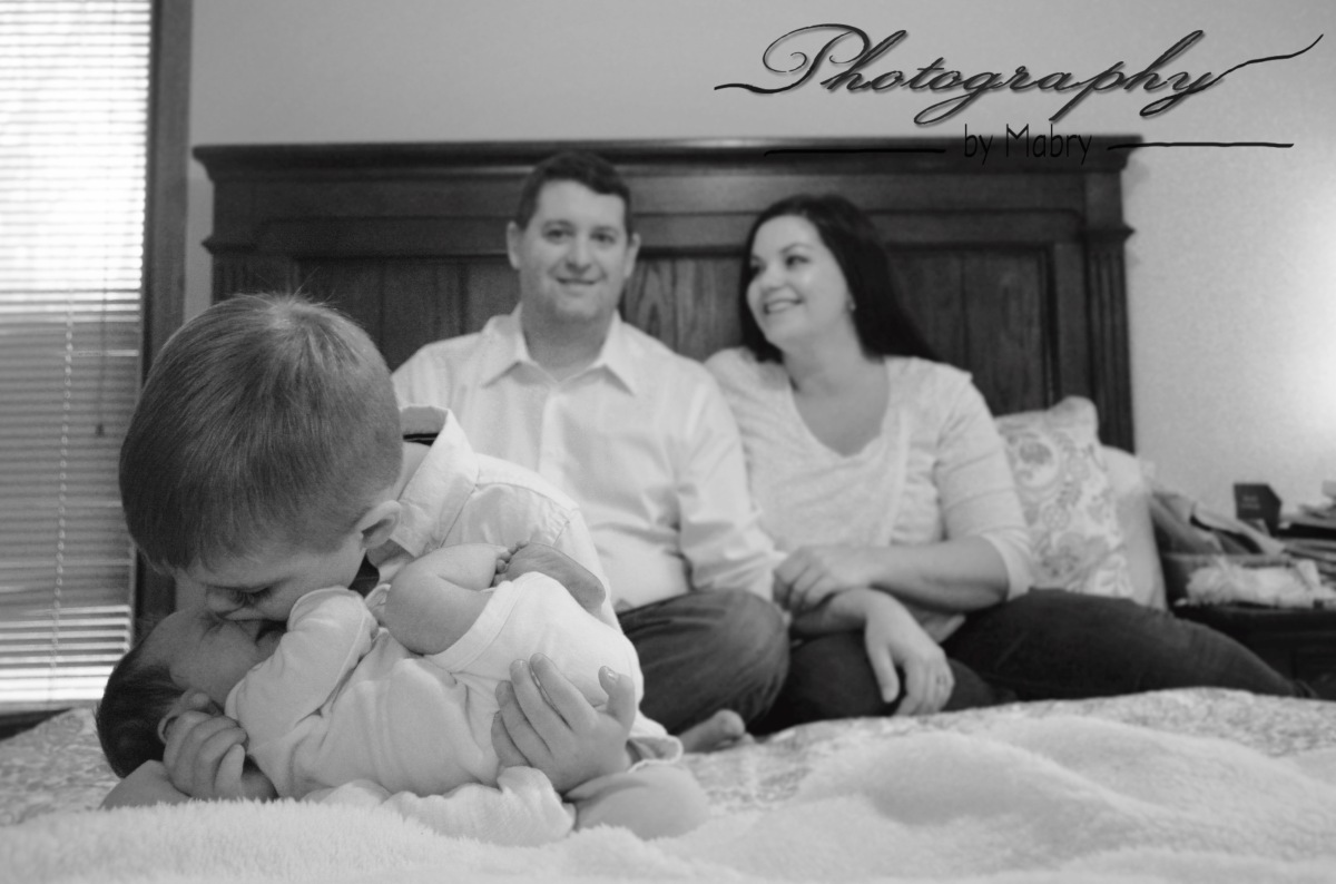 The Walters {Maternity &Newborn}
