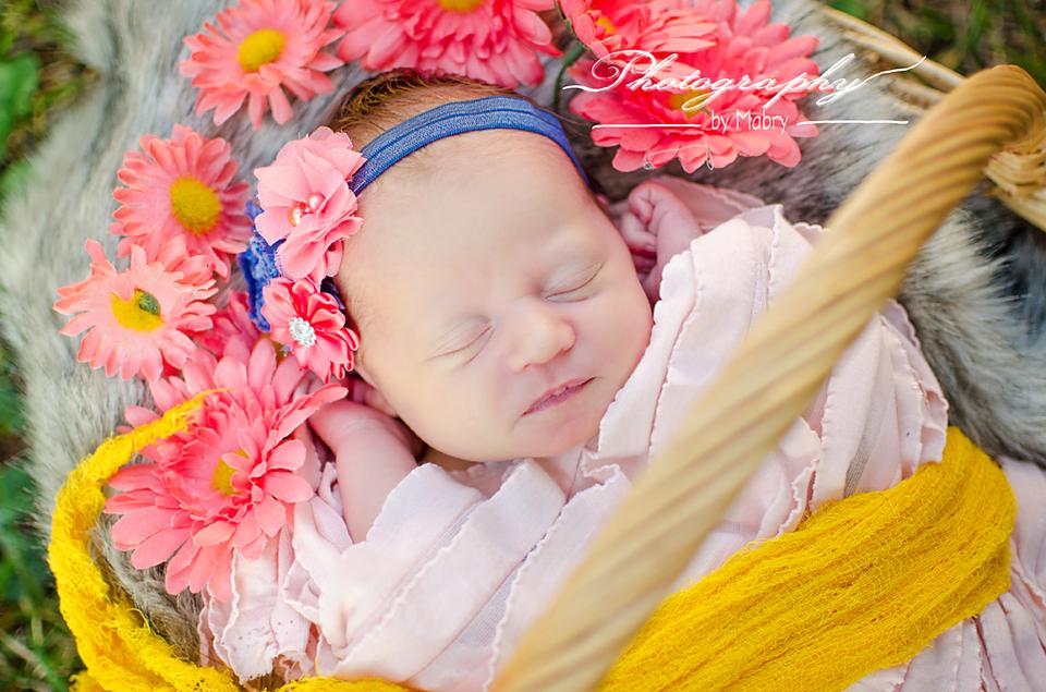 Adalynne Mae {Newborn}