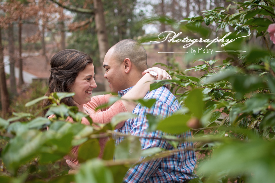 Annabeth and Randy {Engagement}